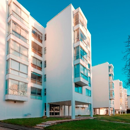 Andura Specified Again for Regency House Exterior