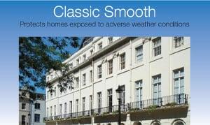 Classic smooth brochure img
